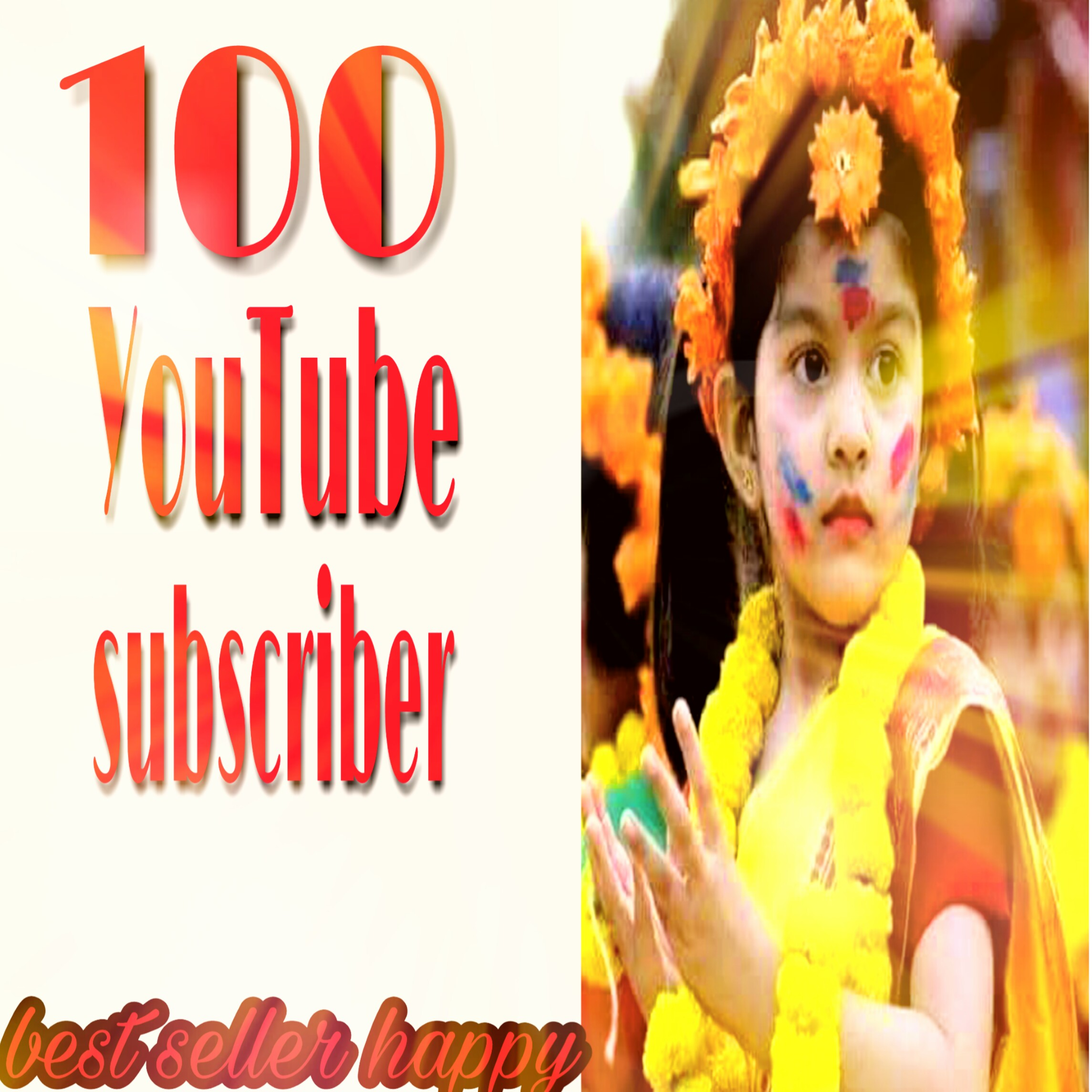 Guaranteed NON-DROP 100 YouTube SUBSCRIBER Very Fast in 2-5 hours