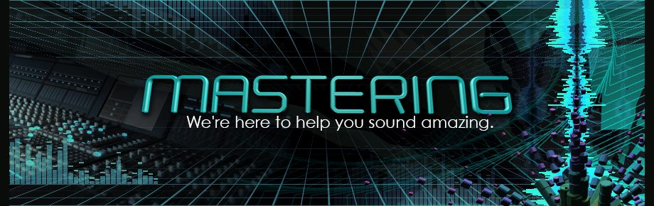 We Can MASTER Your Song (to Most Professional Quality)