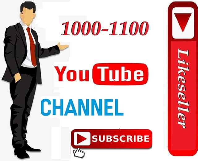 Insatant start  1000-1100  youtube subs cribe 24-36 hours delivery
