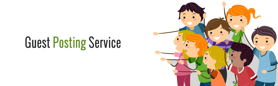 Paid Guest post service  each post