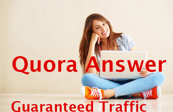 promote your website with High 5 quality Quora answer