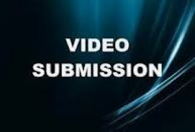 Submit your video to 35 common video sites,  and blast 2000 forum profile backlinks to the video