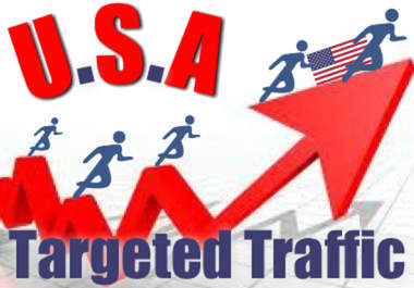 Drive 2000000 Two Millions Real visitors mostly U S A with Low bounce rate traffic