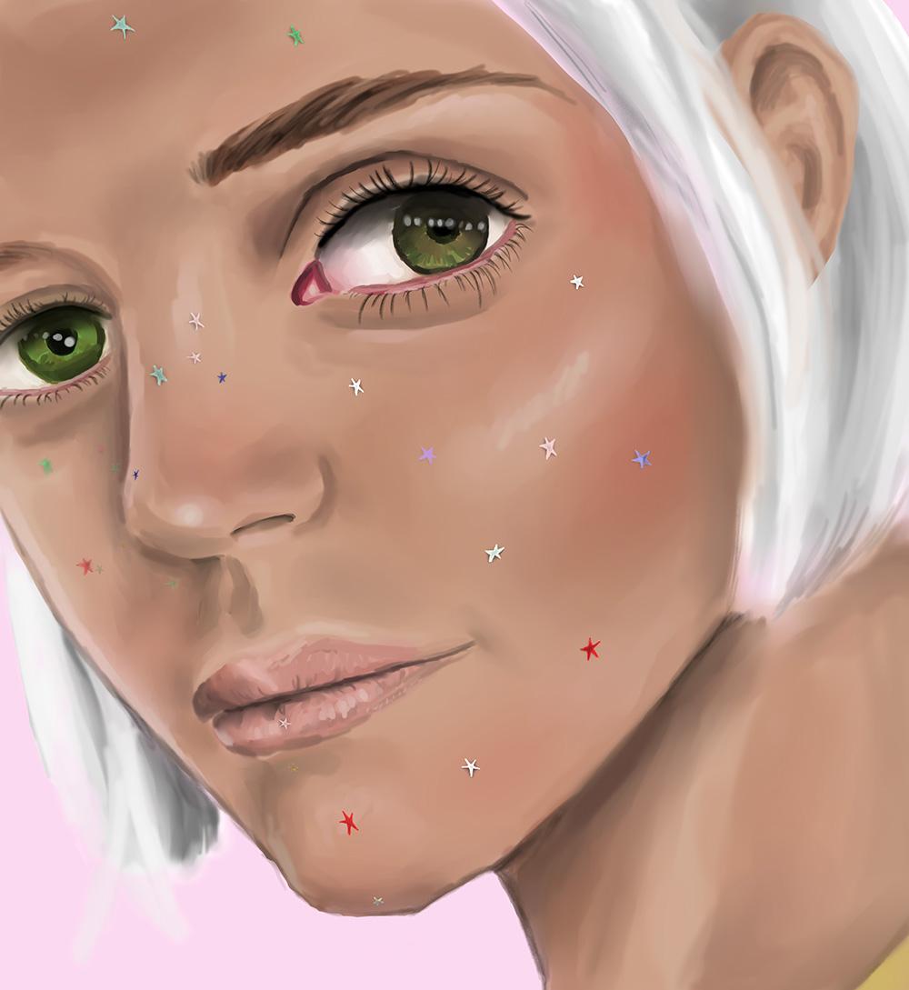 Paint Your Digital Portrait