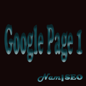 Google Page 1 using the most Diversified Link Building