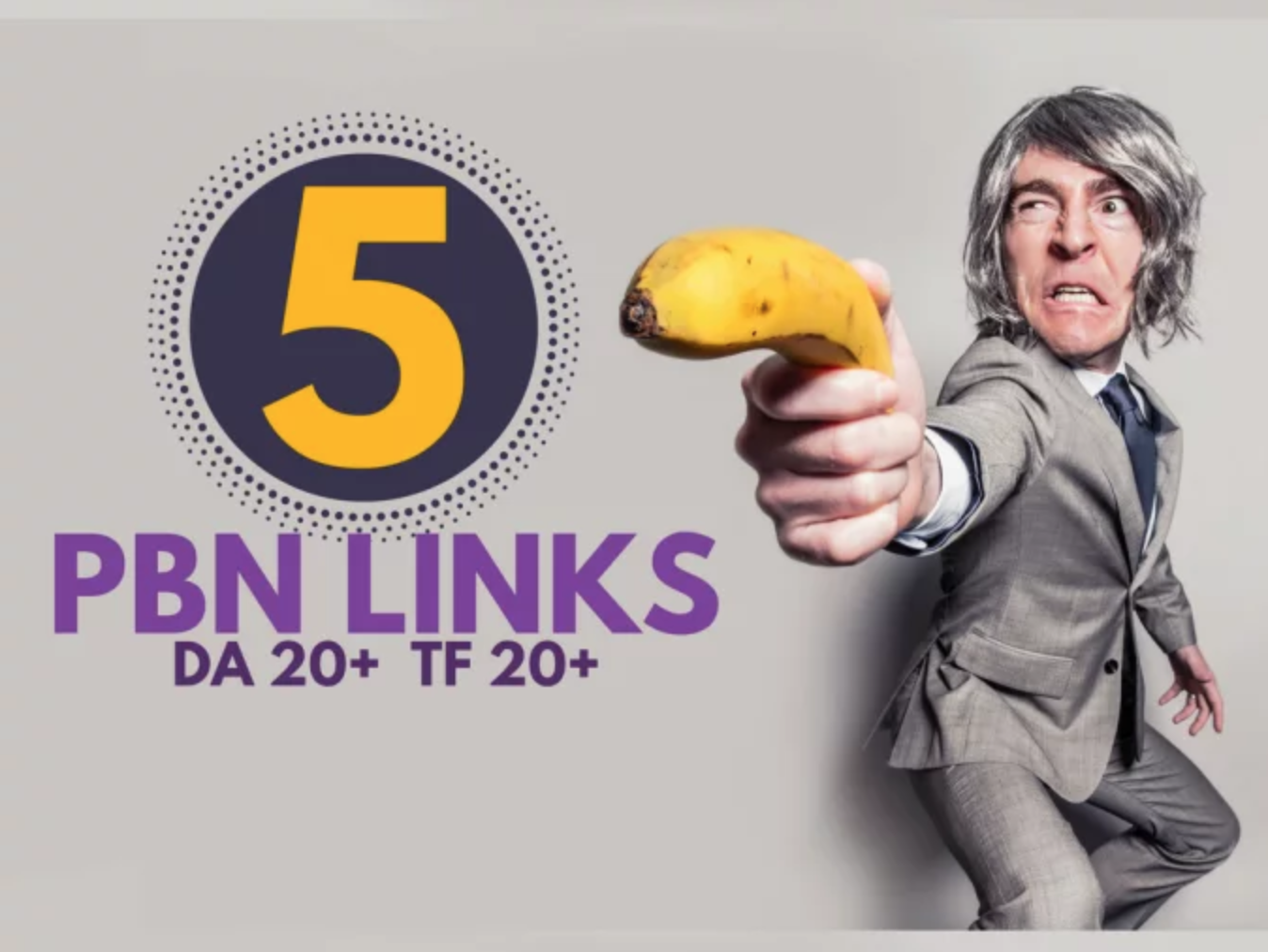 Build 5 PBN Links To Rank You First In Google