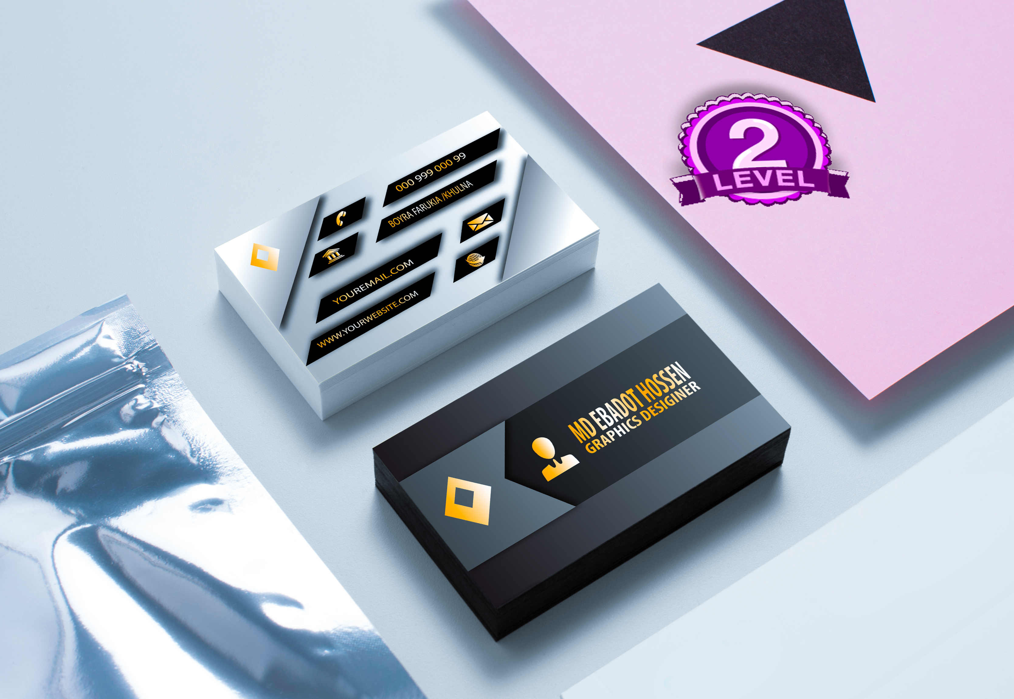 Amazing Professional Business card for your Business ...