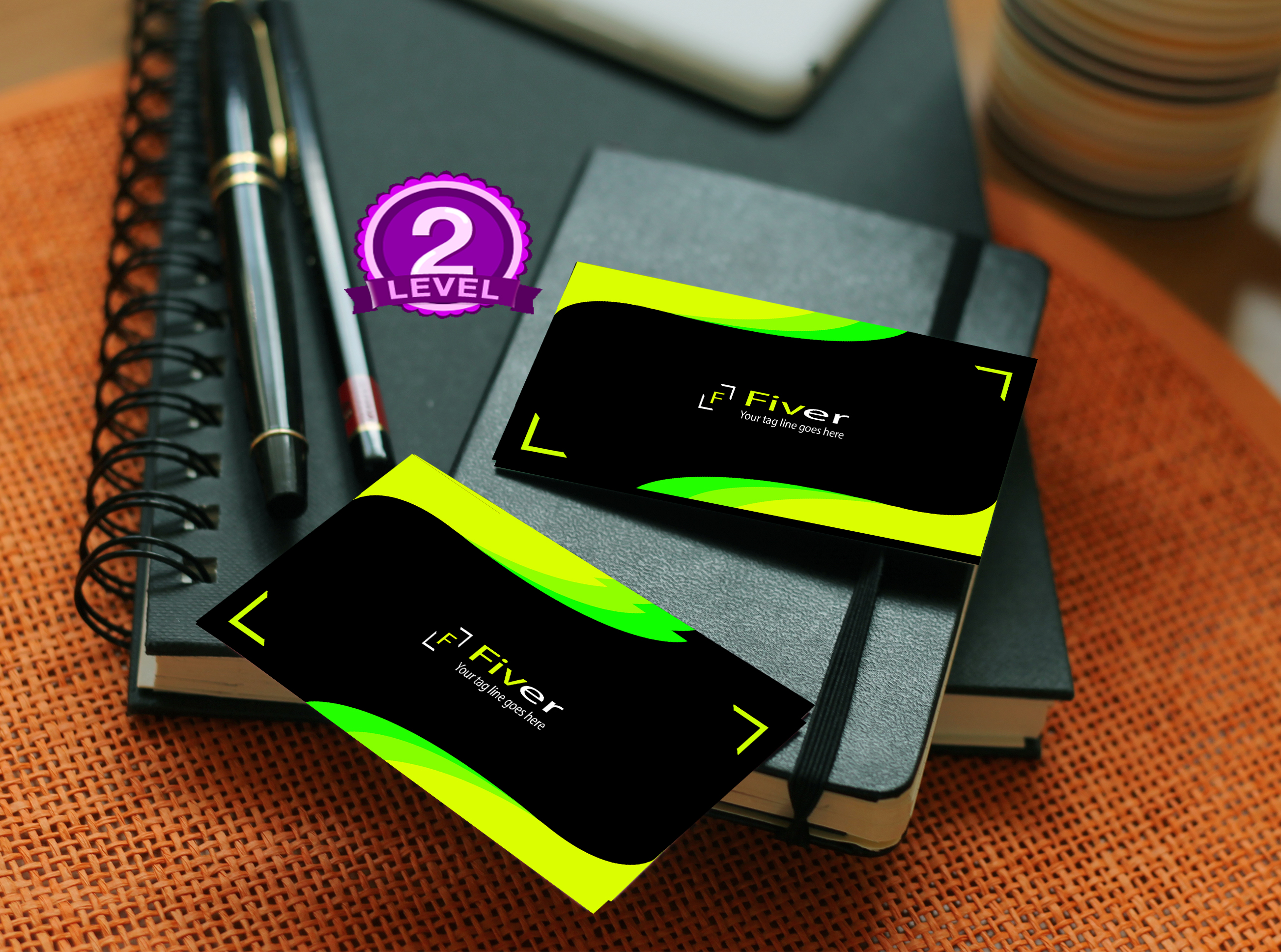 Amazing Professional Business card for your Business and Company!