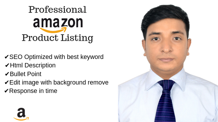 I Will Upload 10+ Amazon Products With Variants