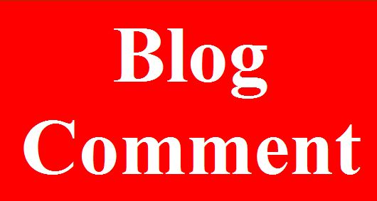 You Get 65 Blog Comments
