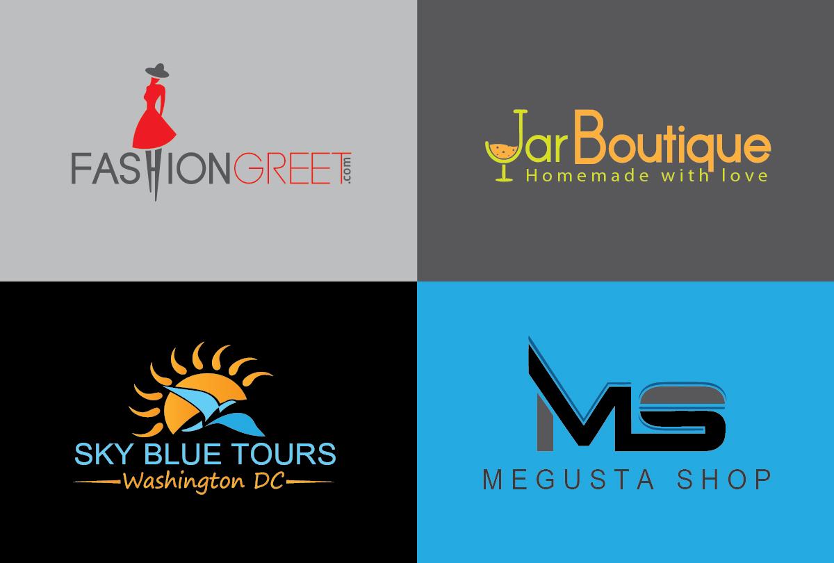 Design Professional Business Logo