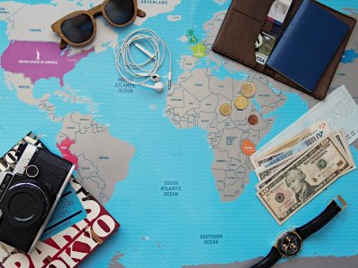 Things you thought you would need for travelling,  but they actually aren't