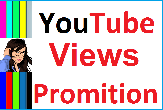 Organic YouTube Video Promotion Social Media Marketing Instant Start Only