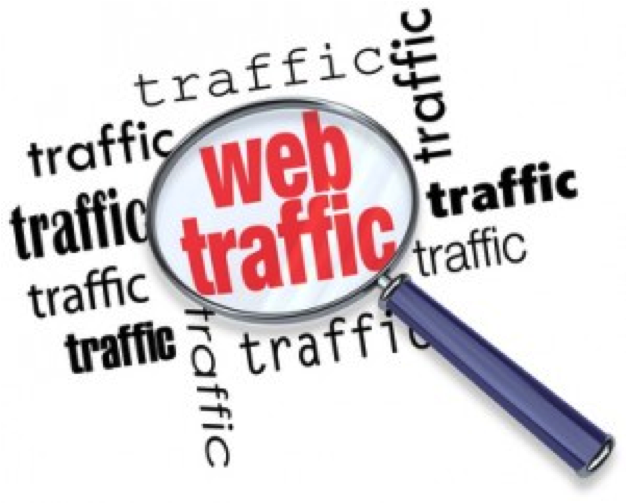 Can provide 8000 real human website Visitors