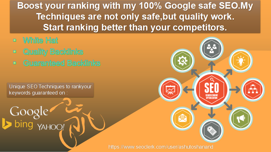 SKYROCKET/BOOST Ranking Your Website Page Of Google