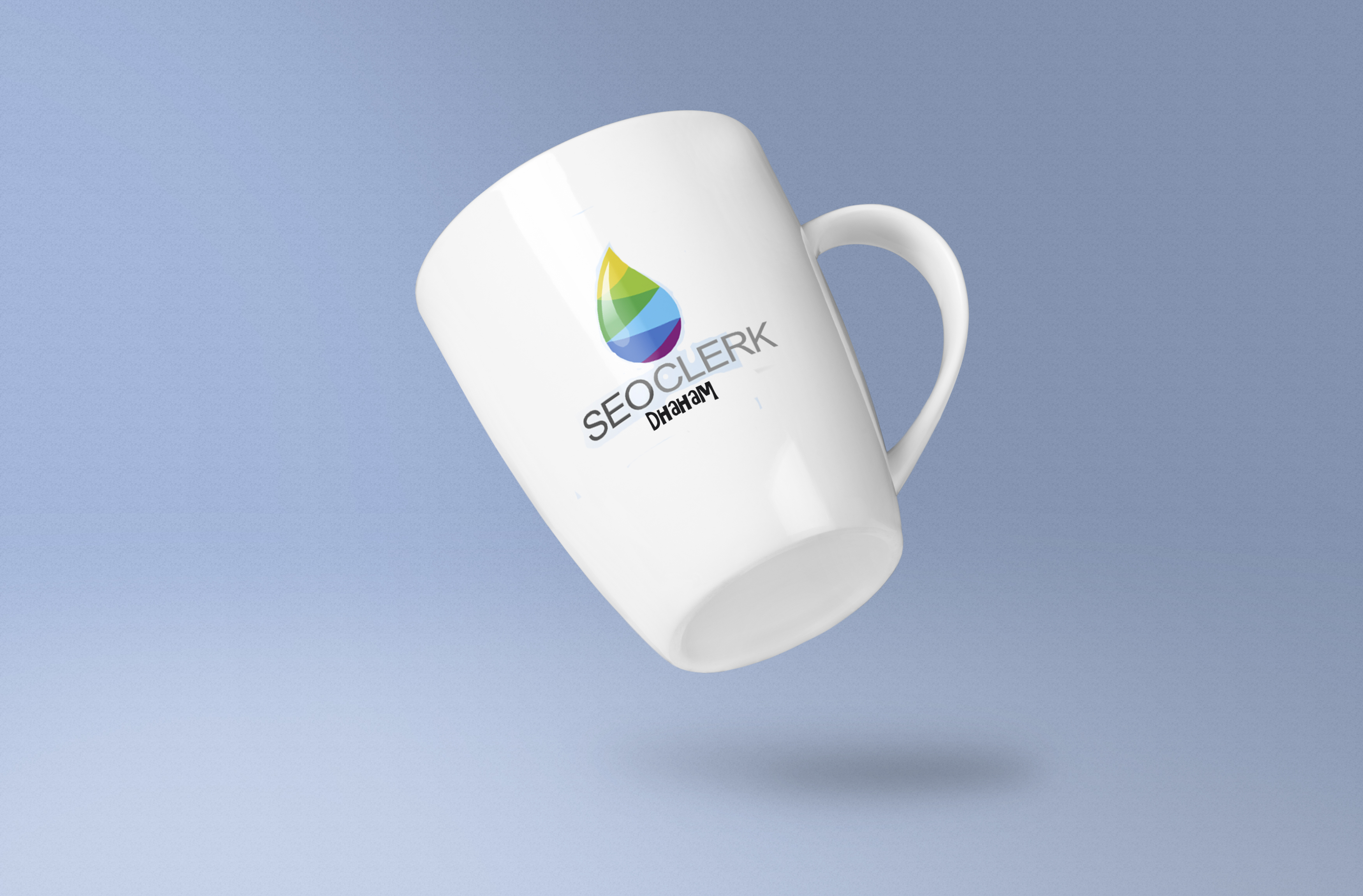 DESIGN mug, T shirt, packing box, soda can, cap and others