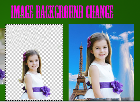 remove/change your (15) background  image or photo with money back guarantee