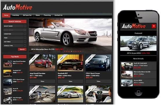 I Can Give you Premium Automotive GorillaThemes Automotive WordPress Theme
