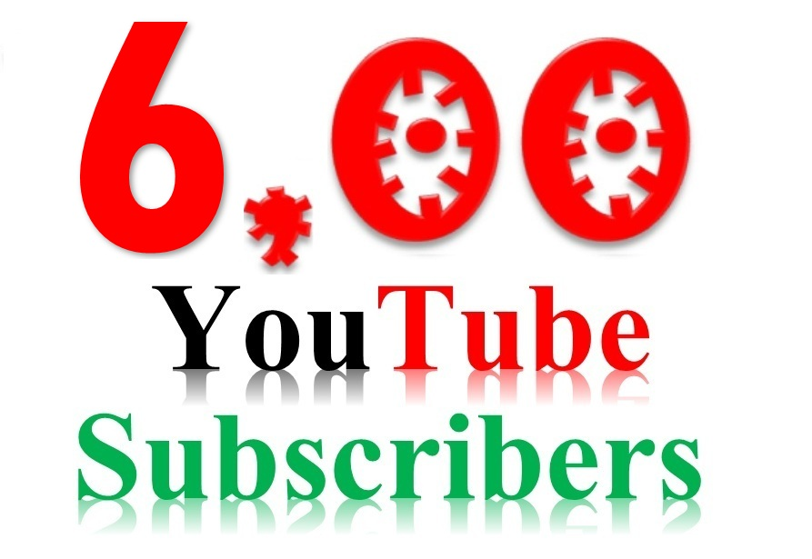 Get 600 real and active youtube subcribe fasr delivery never drop