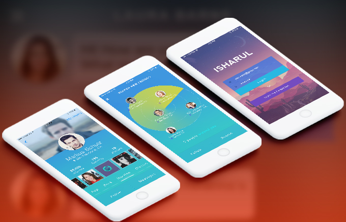 I am a  Awesome Mobile App designer