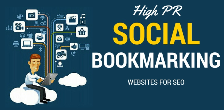 25 High PR Social bookmarking submission for your website