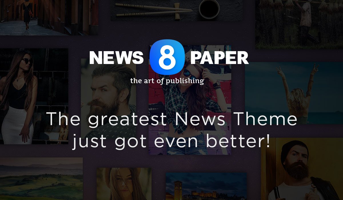 I can Install for you Newspaper 8 theme for 5$