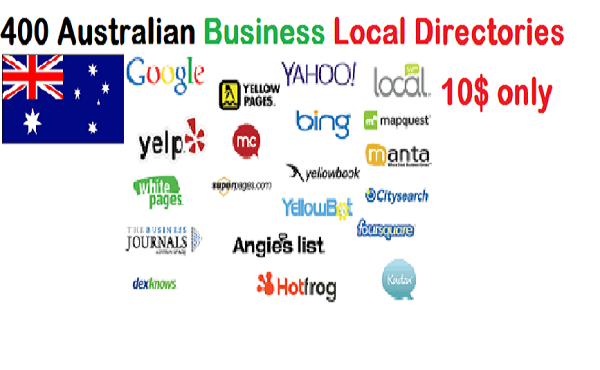 Sell 400 Australian Business Local Directories