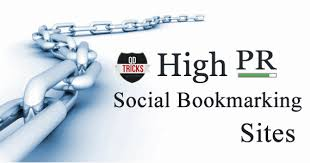 Submit your Website to 10 High PR Do Follow Social Bookmarking Sites