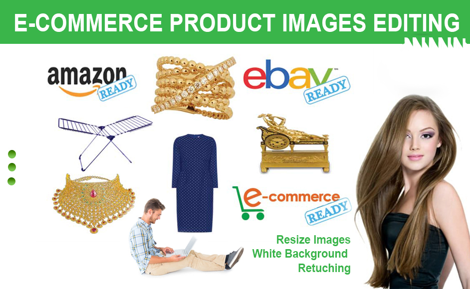 I can Do 15 Product Photo Editing Service For Amazon,  Ebay,  Ecommerce