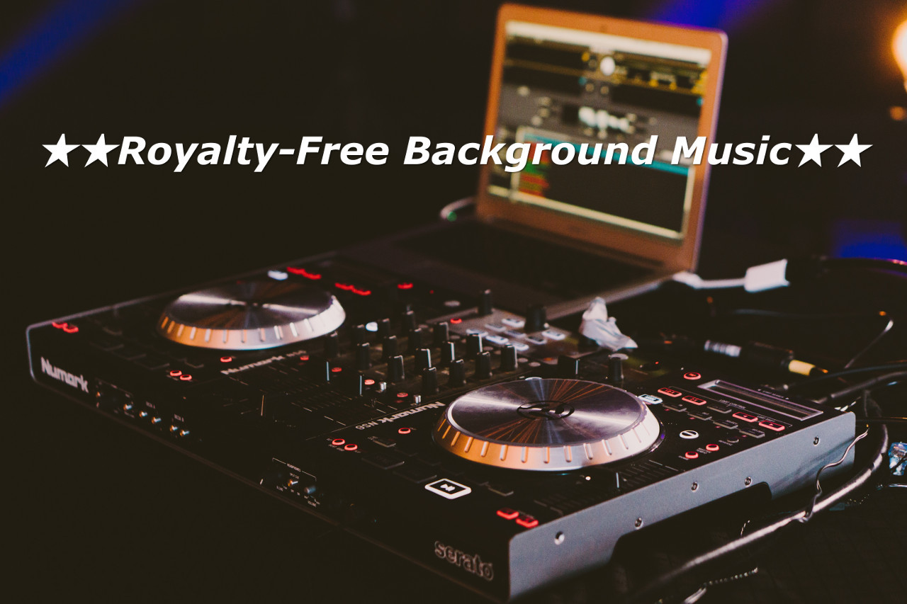 I will give you 350 plus royalty free music tracks