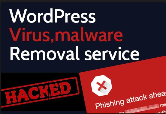 Remove WordPress Infection Malware Virus