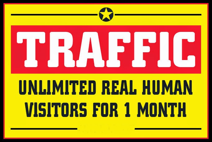 Drive 15000 keyword targeted traffic to your website in the space of 2days from any source of choice