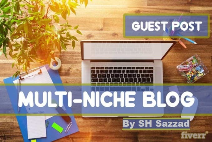 write and publish guest post on multi niche accepted blog