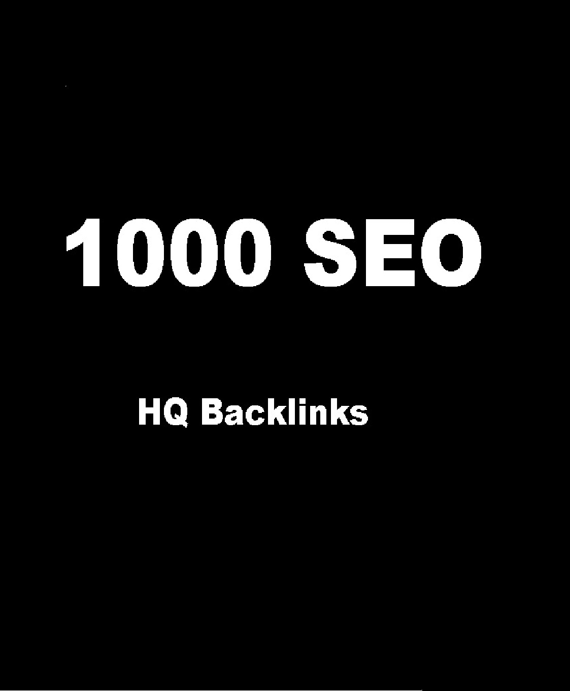 submit 1000 High PR Wiki Backlinks and rank higher on...