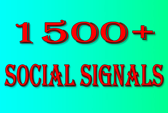 Promote Your Website In Social Signals