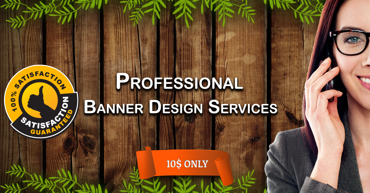 Design your Professional Banner Ad image