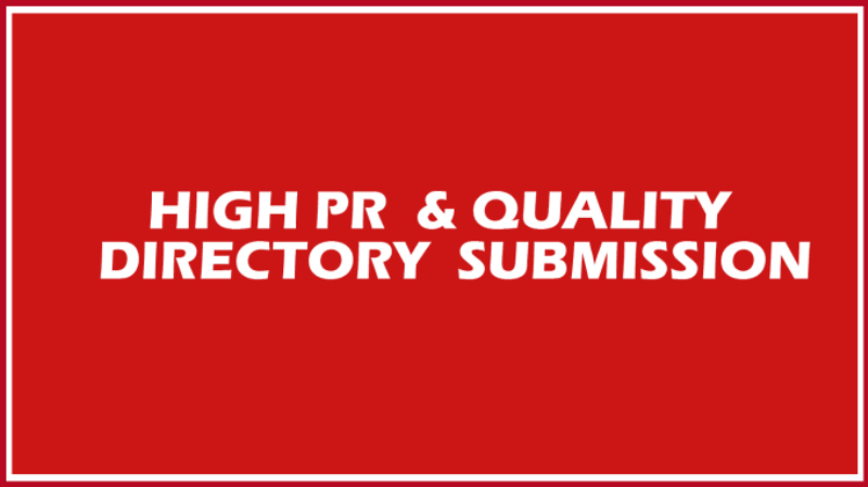 do 50 local high PR directory USA or UK or Canada or Australia submit manually for your website