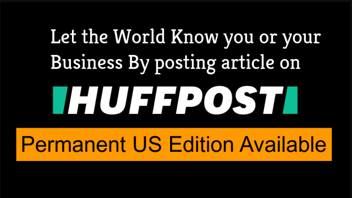 Publish Guest Post On Huffington Post