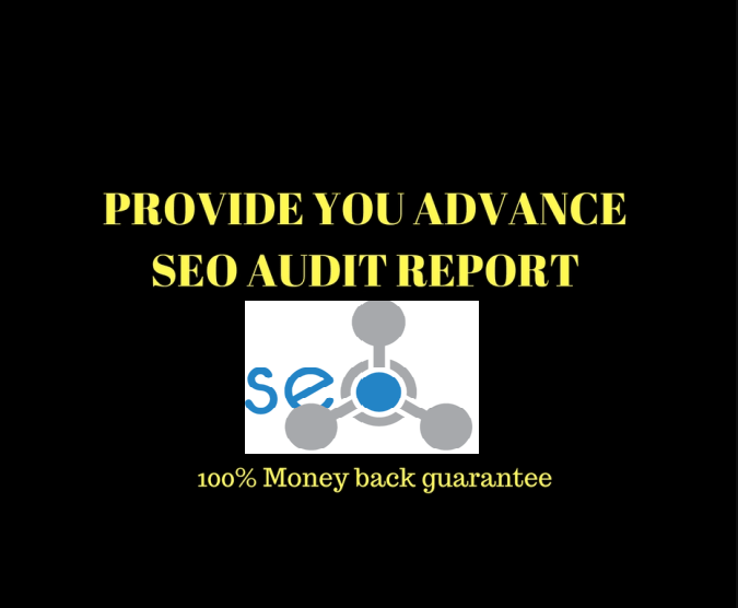 Do Deep Seo Audit For Your Website