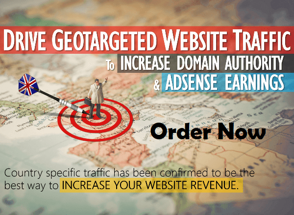 DRIVE 700+COUNTRY TARGET WEB TRAFFIC FOR 7 DAYS