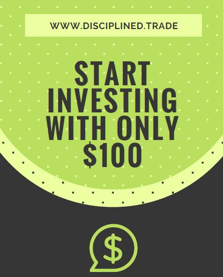 Start Investing With 100 Ebook