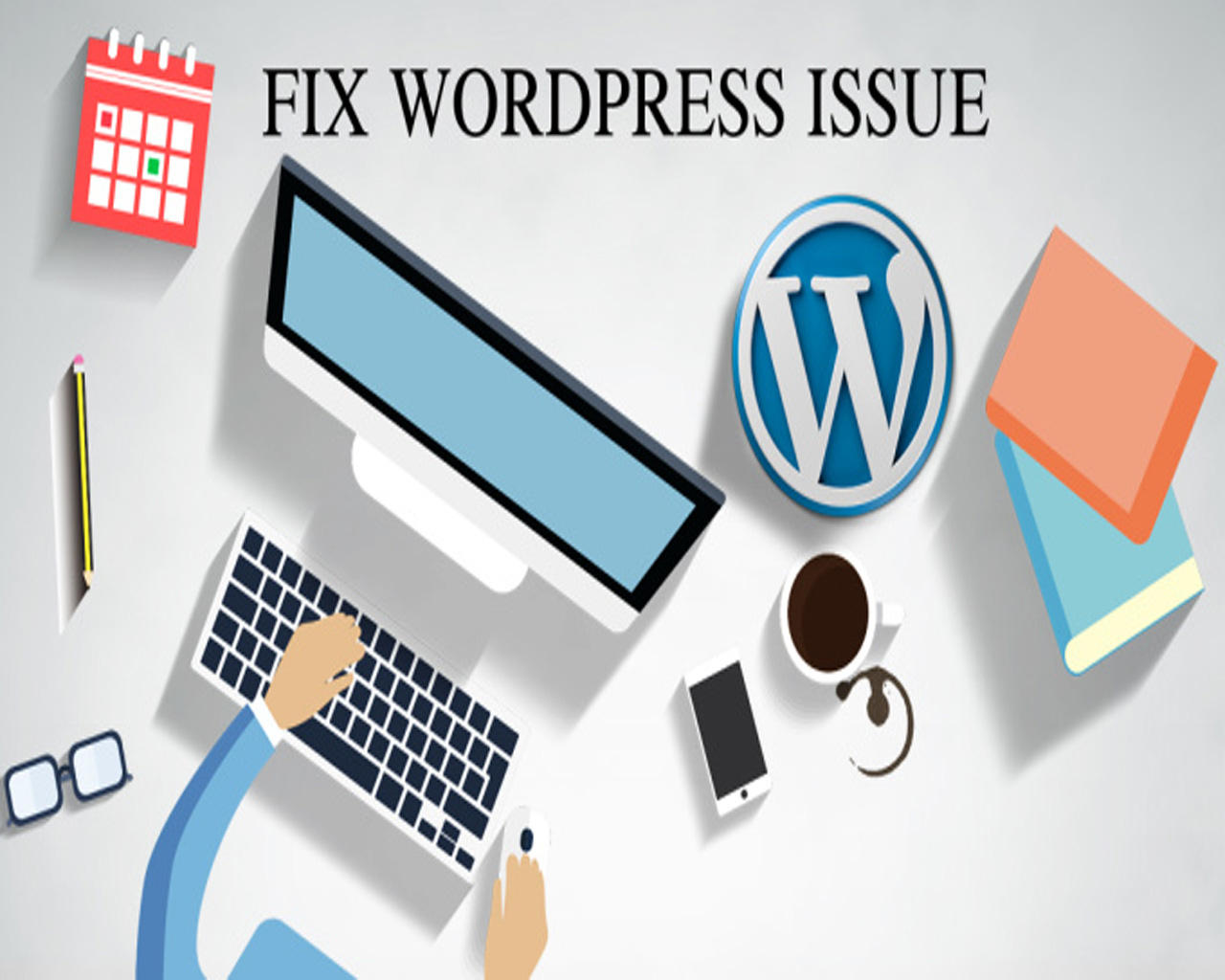 Fix all error and any problem in wordpress
