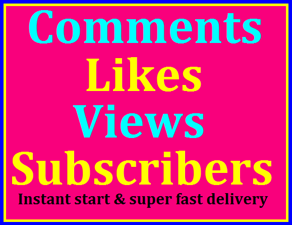 Real YouTube Promotion Package All In One Service Instant Start