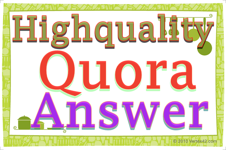 Boost your site by Quora answer with your website URL