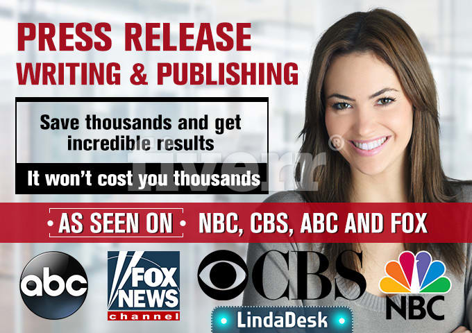 Will Write Press Release AND Distribution to 2000 Relevant Media Outlets News,  Magazine,  TV,  Radio.