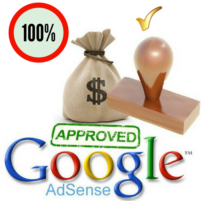 Design A Adsense Approval Guaranteed Website