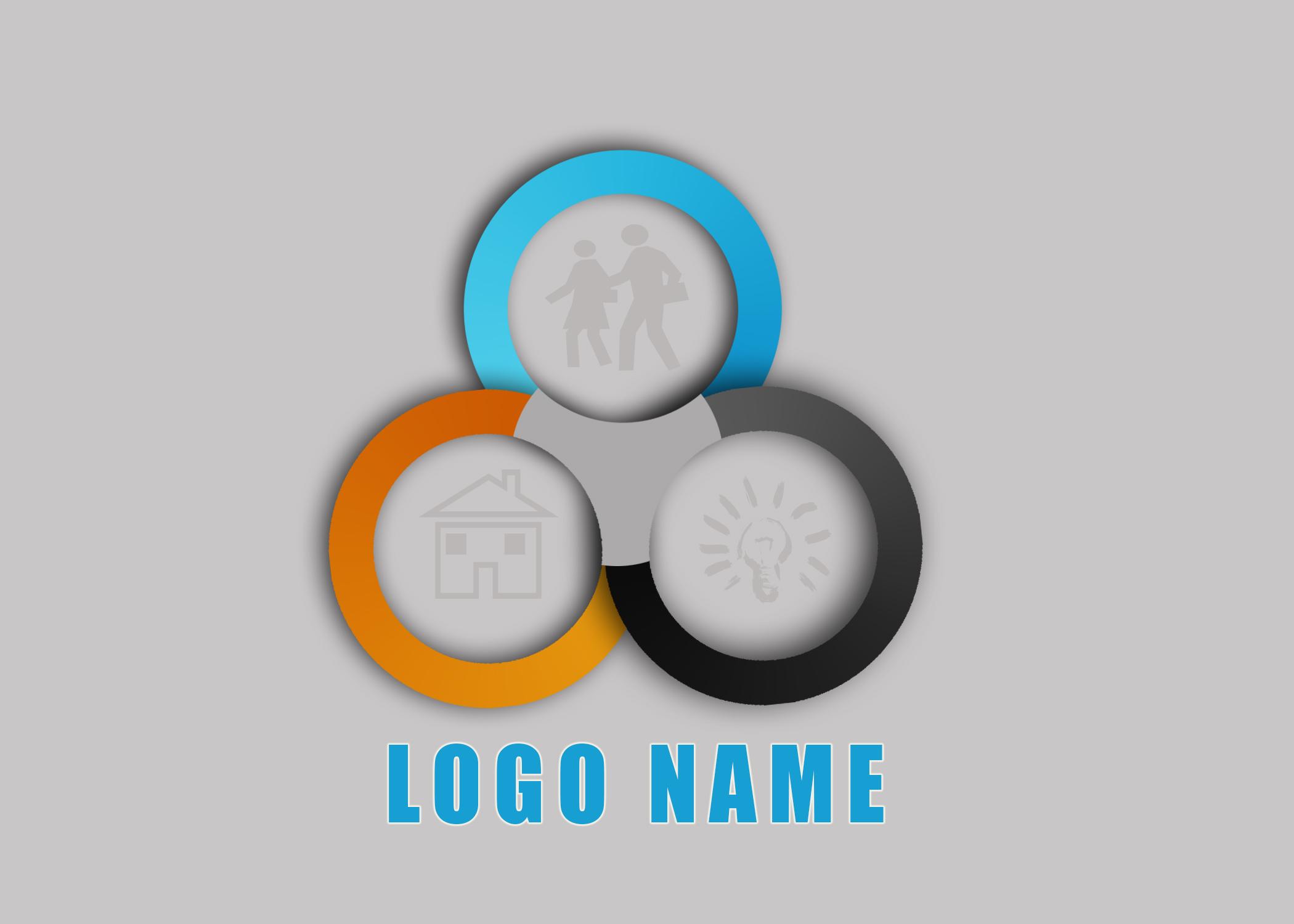 Logo designe for you