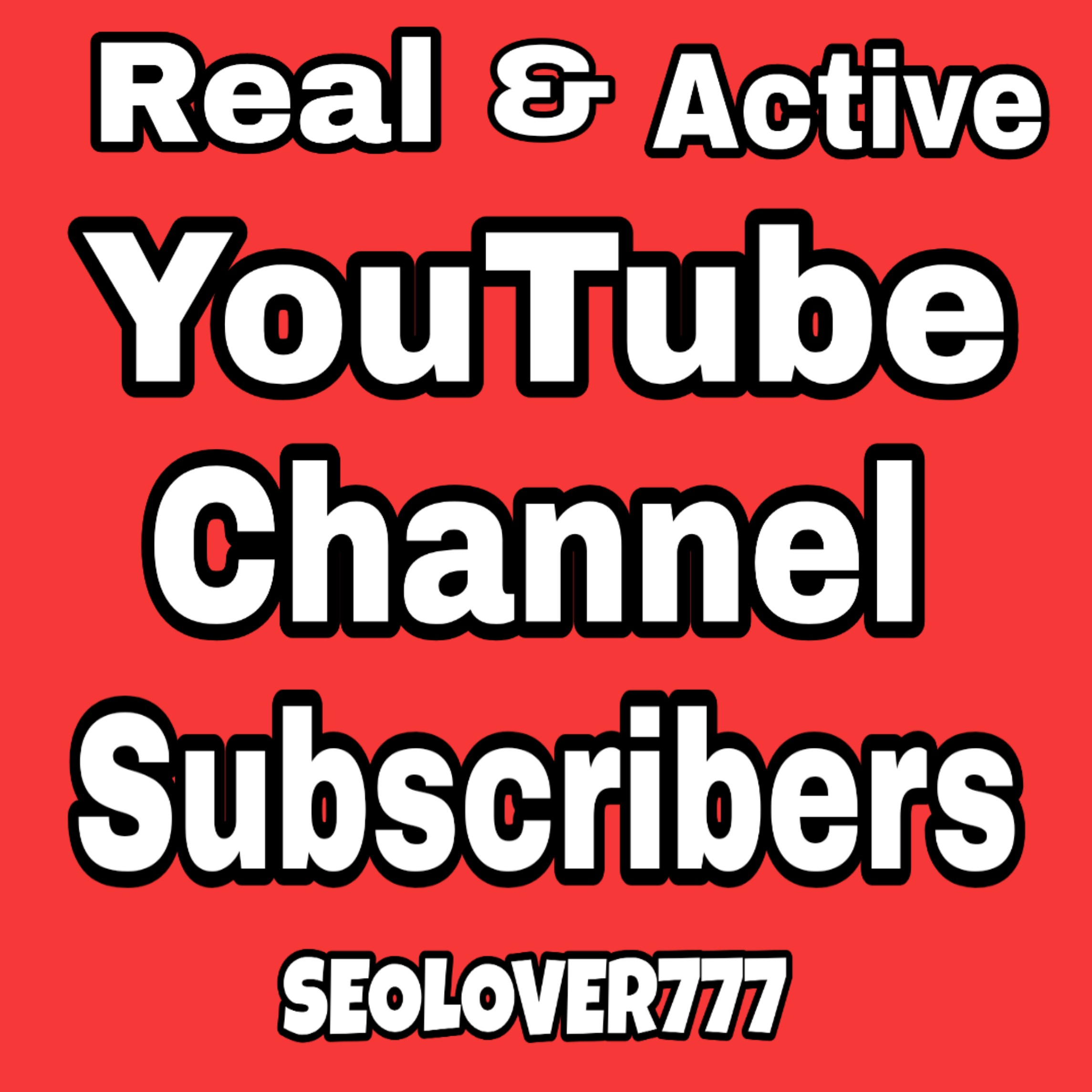YouTube promotion via real users active, permanent & non drop guaranteed with fast delivery only