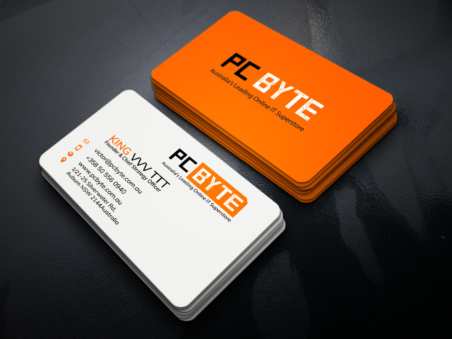 Design Creative Business Card for $10 - SEOClerks