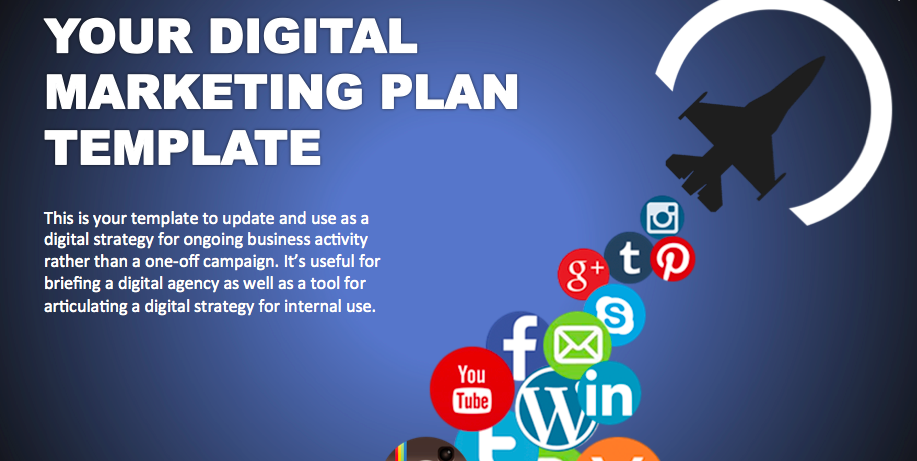 Digital Marketing Plan for 2019